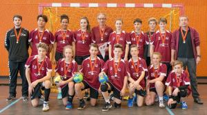 Regio-Cup, 1. Rang TV Länggasse U15 gemischt, 2017